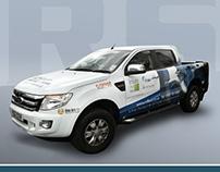 Vehicle Livery - RS Fleet Installation