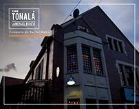 Cine Tonalá Bogotá - Social Media