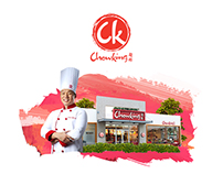 Chowking Corporate Responsive Website