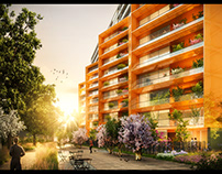 Milan Residences Competition