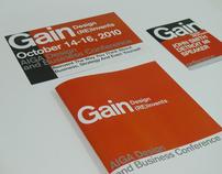 2010 AIGA Gain Conference