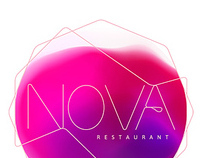 NOVA Restaurant /branding/