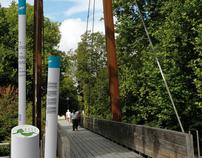 River Park Signage / Señalización Parque Fluvial