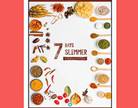7 Days Slimmer - Recipes Ebook