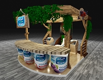 Almarai Booth