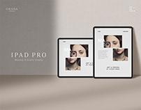 iPad Pro: Mockup & Scene Creator
