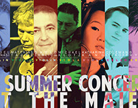 A SUMMER CONCERT AT THE MAIER
