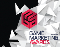Game Marketing Awards Program - Front and Back Cover
