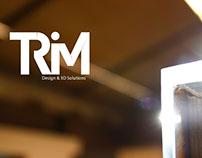 Teaser Publicitário TRIM Design & 3D Solutions