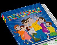 Diseño editorial del libro DESCUBRE