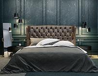 A Man Bedroom