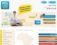 Site Pós-Graduação EaD