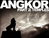 ANGKOR - part2: TEMPLES (iPhoneography)