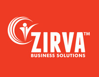 ZIRVA Business Solutions Branding
