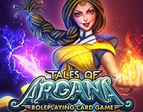 Tales of Arcana