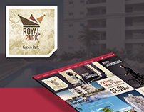 Web Design royalparkalphaville.com.br
