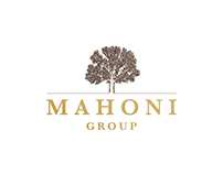 Mahoni Group - Branding, Landing page, Business card