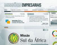 Missões Empresariais / Business missions