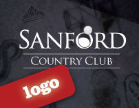 Logo Design (Sanford Country Club)