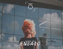 Ensaio - Júlia Lira