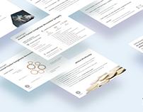 Financial presentation   ppt template