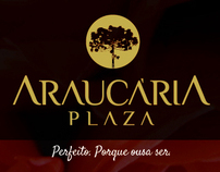 Araucária Plaza (Propostas)