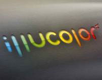 illucolor's logo in situation