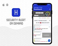 Hacked- App