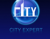 City logo design
