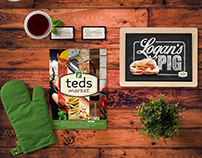 Teds Market (Brand Launch)