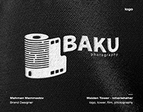 Baku photography LOGO