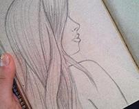 Dibujo de Figura Humana. Ejercicios