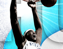 2010 UK Basketball Promotional Poster