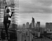 Pictures in my Ears - City Under Construction
