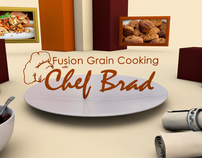 Fusion Grain Cooking with Chef Brad
