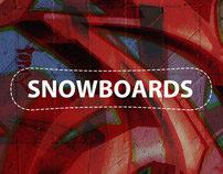 Barcelona Media Design / Snowboard Design / Branding