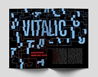 Editorial design/grfmag