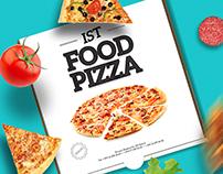 IST FOOD PIZZA