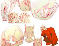 Sketchbook Concepts