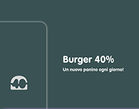 Burger40% ~ UX/UI