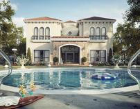 "Tuscan Villa ""Dubai"""