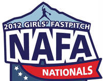 NAFA 2012 Nationals T-Shirt