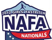 NAFA 2012 Nationals T-Shirt