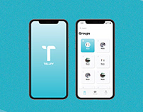 Tellfy App Redesign