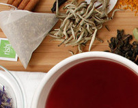Rishi Tea Bag, Stylized Photography