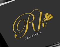 RK jewels_ Logo Designing
