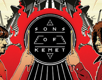 Sons of Kemet - Promotional artwork