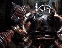 slashTHREE XII - Steampunk