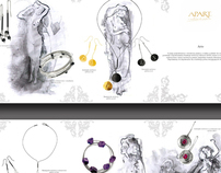 jewellery catalogue for Apart