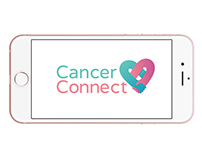Cancer Connect App Design